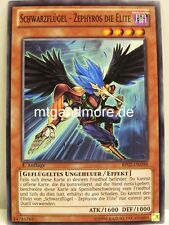 Yu-Gi-Oh - 1x Schwarzflügel - Zephyros die Elite - BP02 - War of the Giants