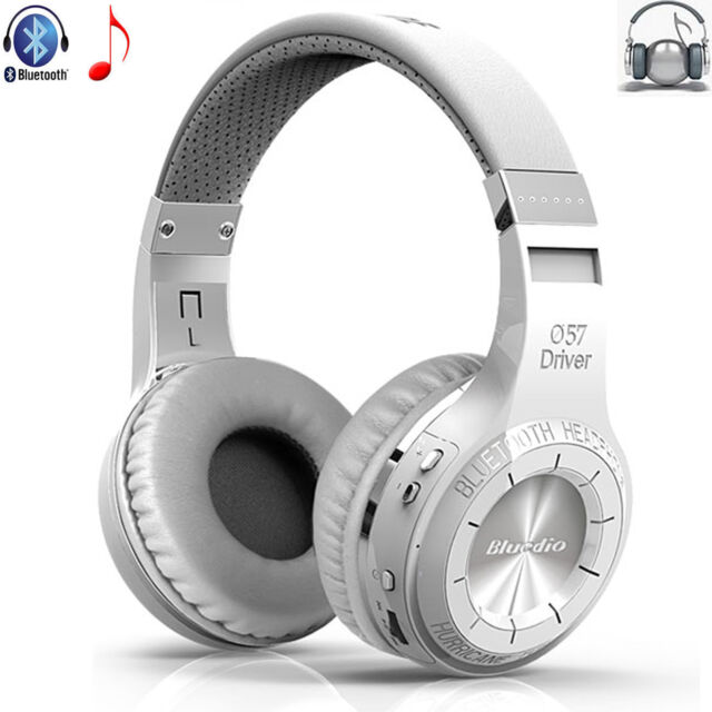 Bluedio Wireless Bluetooth Headphones Stereo Headset For PC Apple iPhone 7 6S SE