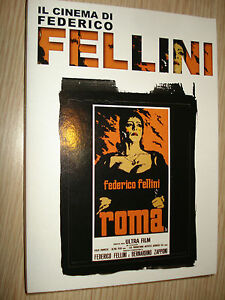 DVD-N-8-THE-CINEMA-OF-FEDERICO-FELLINI-ROMAN-PUBLISHED-BY-PANORAMA