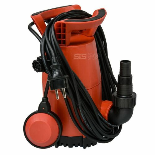 Matrix Tauchpumpe SP 401-2 Wasserpumpe Schwimmerschalter 400 Watt 7000 l//h