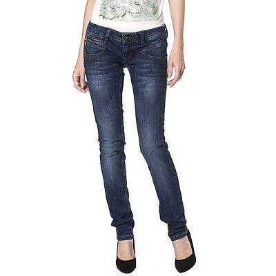 Freeman T. Porter Jeans Alexa Stretch Denim eris Slim W24 L32 bis W32 L34 NEU !