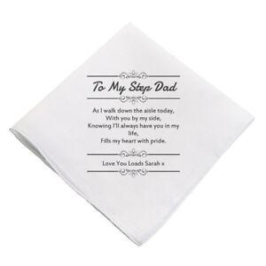 Wedding Day Cards Day of Wedding Card Stepdad Card To My Stepdad On My Wedding Day Stepdad Gift