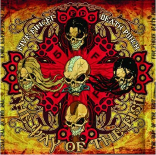 Five Finger Death Punch : The Way of the Fist CD (2009)