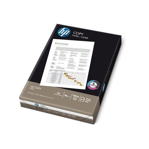 5000 Blatt Kopierpapier HP Copy A4 80g weiss CHP910