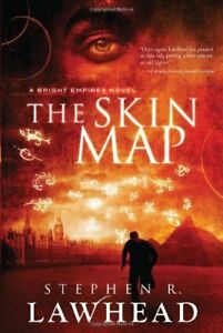 Complete-Set-Series-Lot-of-5-Bright-Empires-books-Stephen-R-Lawhead-Skin-Map