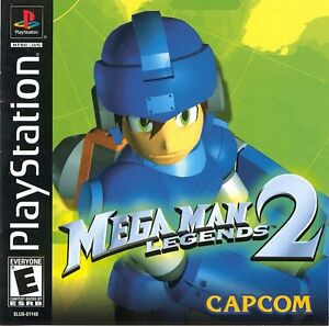 Mega-Man-Legends-2-PS1-Great-Condition-Fast-Shipping