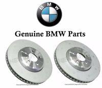 Bmw F01 F02 F07 (09-12 V8) Brake Disc Front L+r (x2) Genuine Rotors on sale