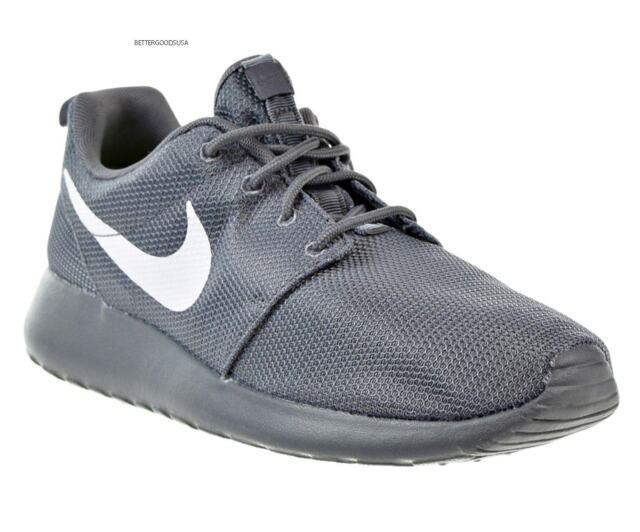 ef702dd68c4b NIKE men ROSHE ONE RUNNING SHOES Roshe Run Athletic Sneaker 511881-032 GREY  10 M