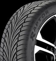 Riken Raptor Zr 205/50-16 Rf Tire (set Of 2)
