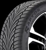 Riken Raptor Zr 225/40-18 Rf Tire (set Of 4)