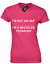 IM NOT AN OAP IM A RECYCLED TEENAGER LADIES T SHIRT FUNNY JOKE OLD YOUTH TOP TEE
