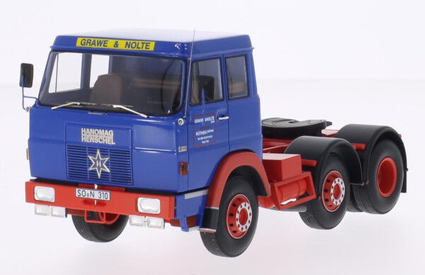 Neo SCALE MODELS 1 43. Hanomag-Henschel F201  option & Nolte .