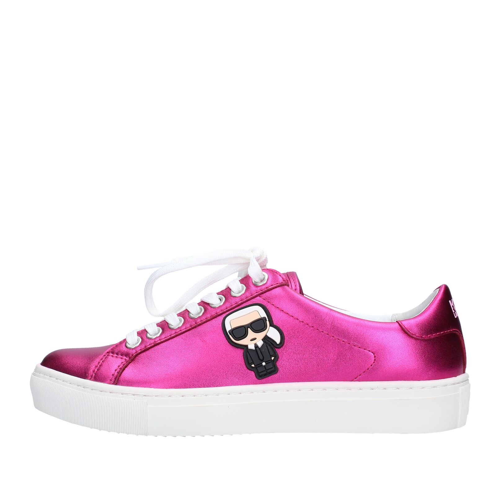AMF19_KARL Scarpe scarpe da ginnastica KARL LAGERFELD donna Fuxia