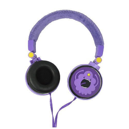 Adventure Time Lumpy Space Princess Head Phones Headphones NEW