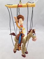 Woody And Bullseye Round Up - 2002 Hallmark Ornament, Disney/pixar's Toy Story 2