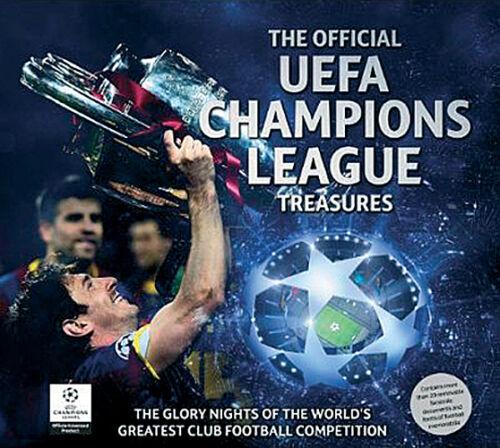 1 of 1 - The Official UEFA Champions League Treasures - European Cup History Memorabilia