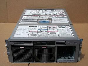 HP-Compaq-Proliant-DL580-G2-Server-4x2-7GHz-Xeon-CPUs-8GB-SCSI-RAID