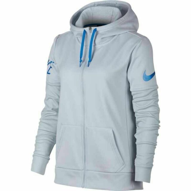 4f363552a123 Nike Women s Therma Just Do It Full Zip Training Hoodie for sale ...