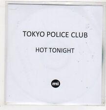 (GD143) Tokyo Police Club, Hot Tonight - 2014 DJ CD