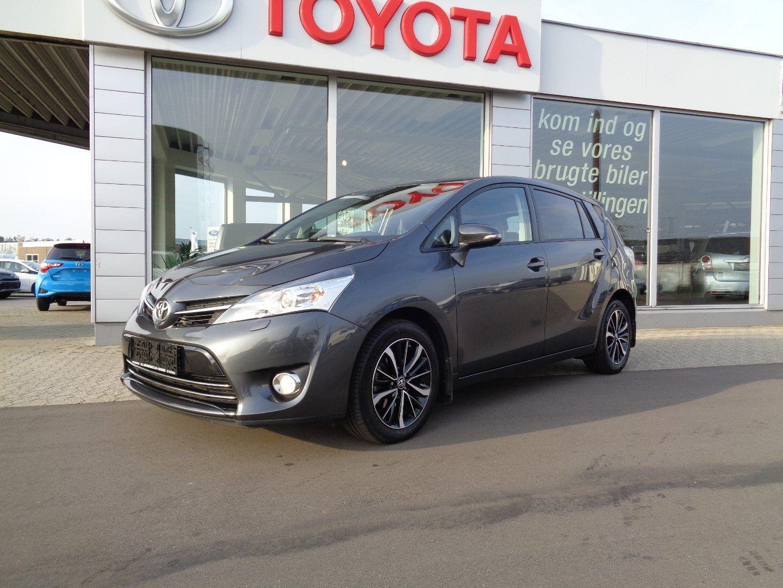 Toyota Verso 1,6 D-4D T2 Premium 7prs 5d