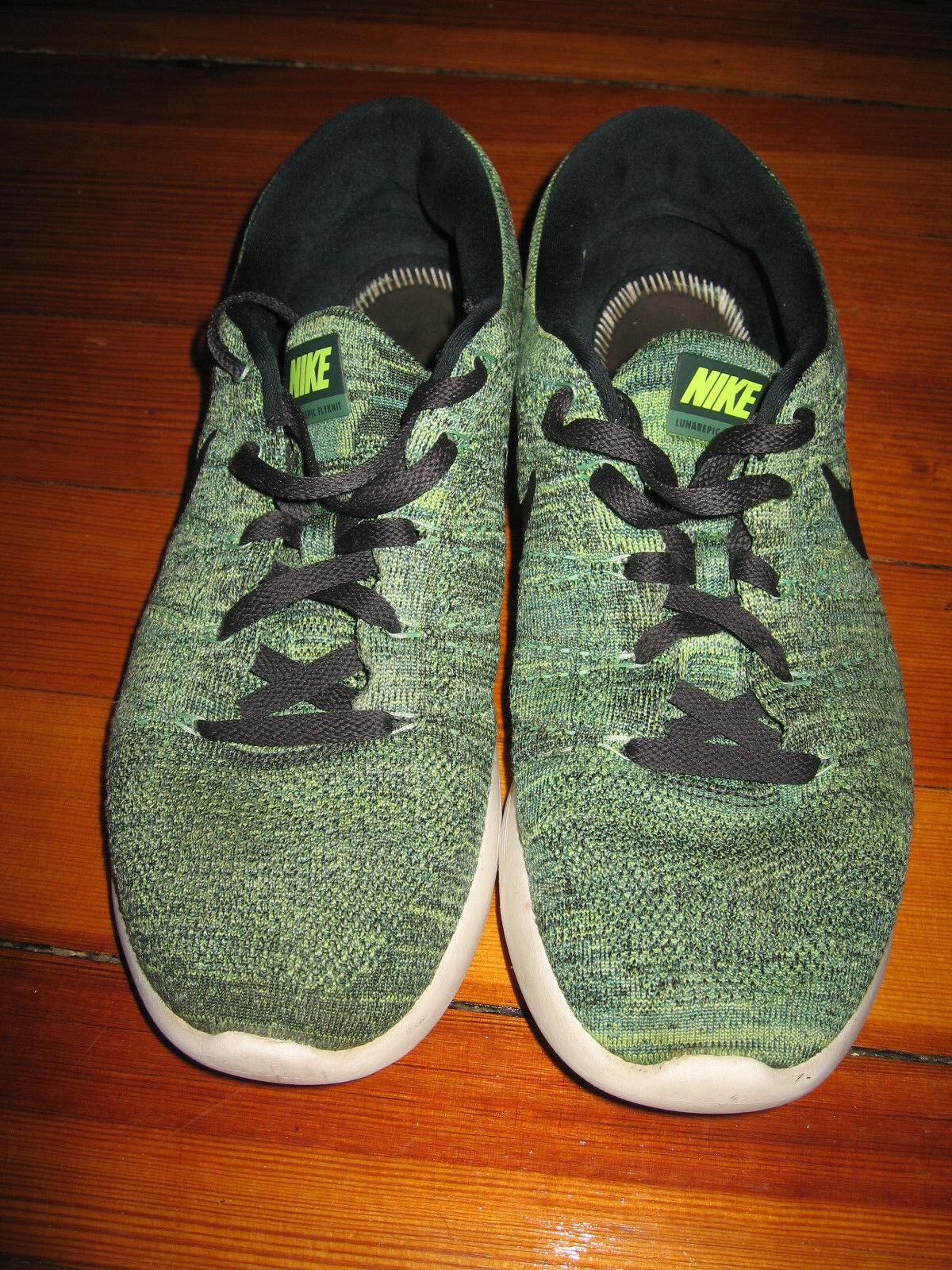 Usata lunarepic basso flyknit occasionale in scarpe da ginnastica nike scarpe taglia