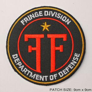 FRINGE-J-J-Abrams-TV-Series-Prop-Federal-Logo-Patch-Original-FILL-SIZE