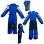 Neige-Costume-Combinaison-de-ski-hiver-costume-Neige-overall-skioverall-enfants-jeunes-filles miniature 12