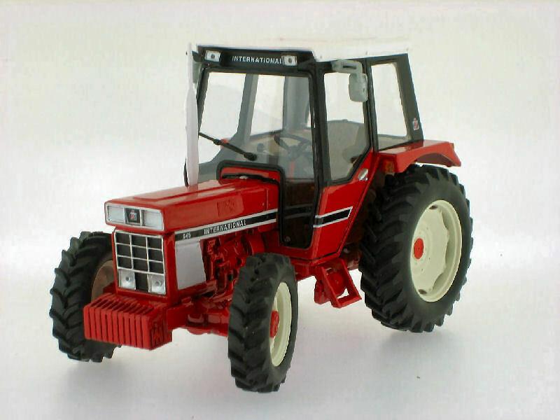 economico e di alta qualità IH 845 S Cab Tractor Tractor Tractor Trattore 1 32 modello REPLICAGRI  merce di alta qualità e servizio conveniente e onesto
