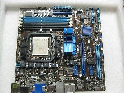 ASUS M4A88T-M, Socket AM3, AMD Motherboard