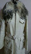 MOSCHINO giubbino trench jacket coat jacke chaqueta parka eskimo