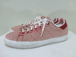 cacfc5f053813 ADIDAS Stan Smith .11001 Vulc Pin Stripe Trefoil sneakers Tennis ...