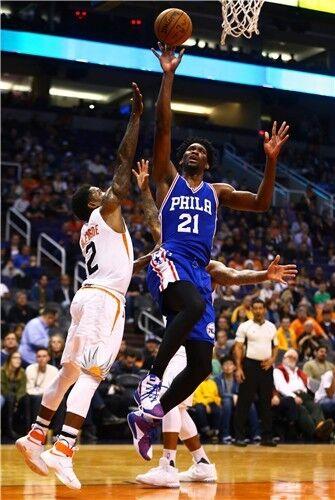 "Basketball Star 36/""x24/"" Poster 00 Joel Embiid"
