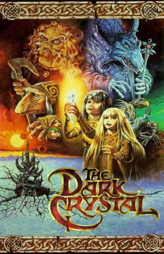 "b 11/"" x 17/"" inches Jim Henson The Dark Crystal movie poster"