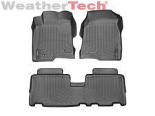 WeatherTech Floor Mats FloorLiner for Chevrolet Captiva - 2012-2014 - Black