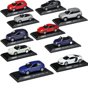 WELLY-Miniature-1-43-Alfa-147-RESTYLING-VOLVO-C30-BMW-X3-Golf-GTI-Diecast-Model