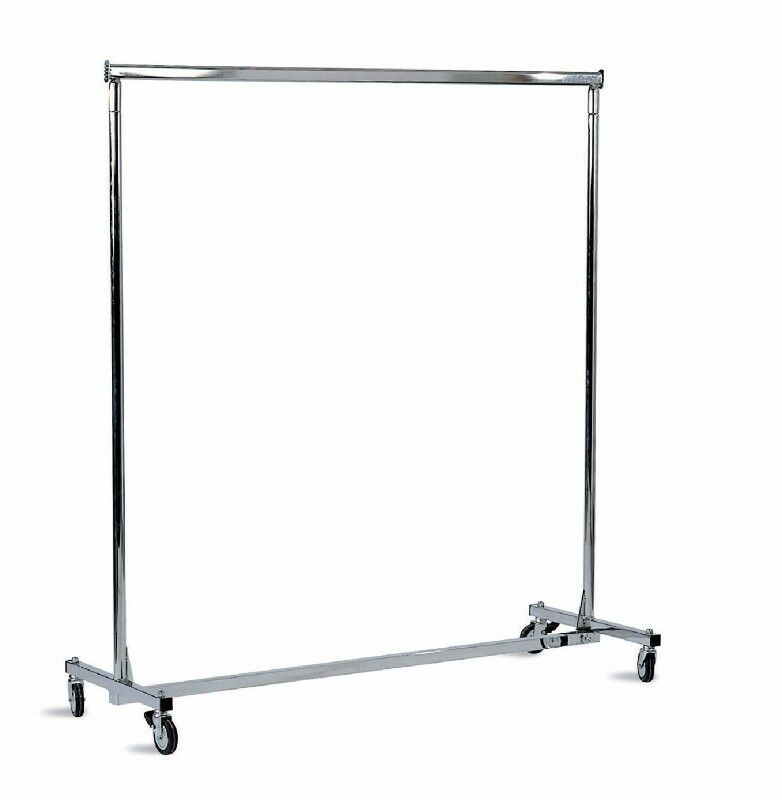 Various Clothing Rails For Sale