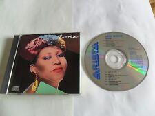 ARETHA FRANKLIN - Aretha (CD 1986) JAPAN Pressing