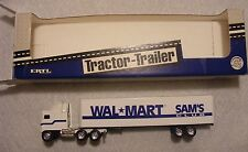 New - 1994 Ertl WAL-MART Diecast Toy Collector Truck Car 1/64 - Box Yellowed
