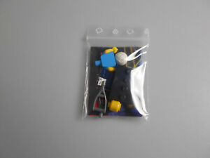 Lego® Minifiguren Sammel Serie 6 Liberty Nr.4 mit BPZ und Platte