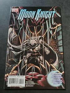 Moon-Knight-20-Werewolf-by-Night-Story-Reprints-32-33-Deodato-2008-VF-NM
