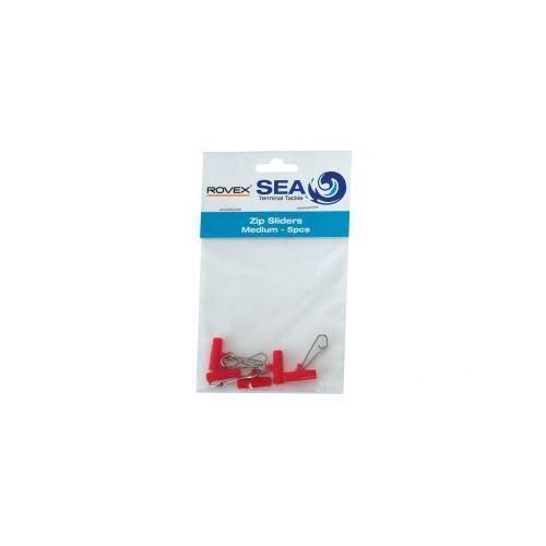 Rovex FERMETURE ÉCLAIR CURSEURS//sea fishing Terminal Tackle