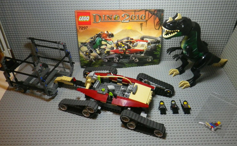 Dino Track Transport LEGO Dino 2010 set 7297 - 2005