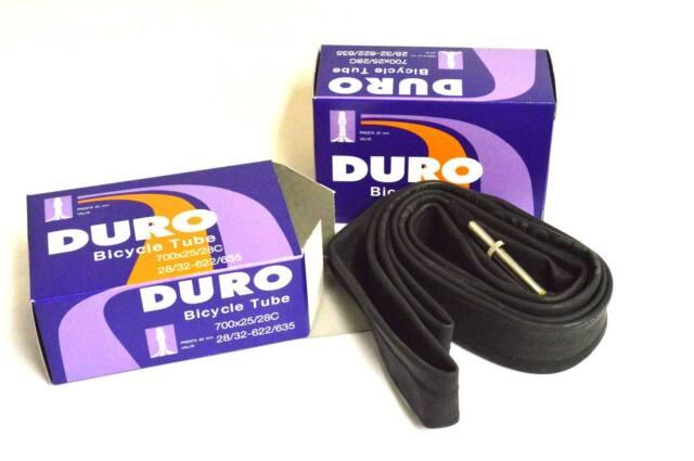 Bike-It Deestone Bicycle Bike Road Inner Tube 700 X 25-32C 40mm P//V TUB0009