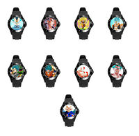 Oshiete! Galko-chan  Black Grey Brown colorful girls boys adult Wrist Watch