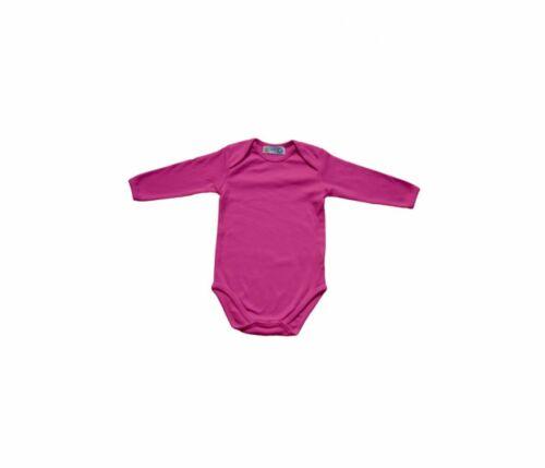 Langarm Baby Body BIO Baumwolle Longsleeve Bodysuit