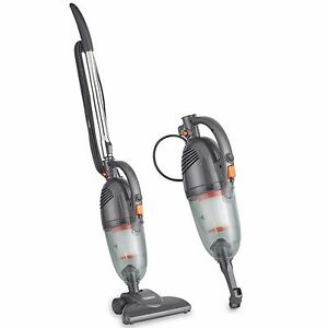 VonHaus 2 in 1 Corded Stick Handheld Vacuum Cleaner Bagless Lightweight Upright