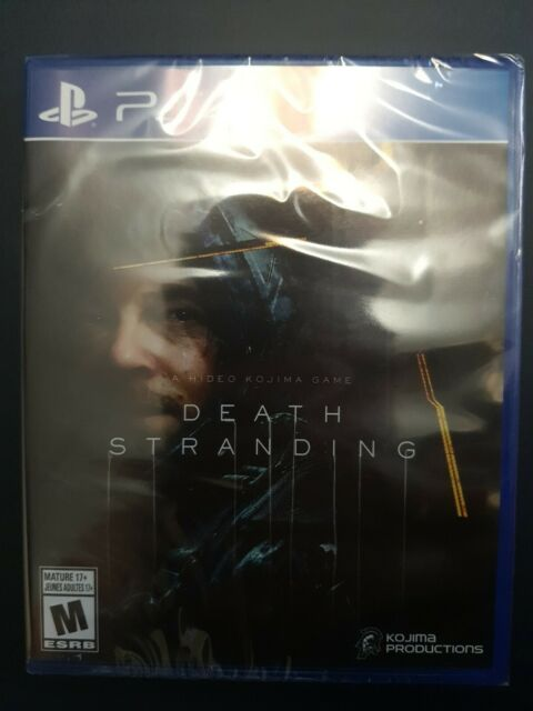 Death Stranding Video Game for PS4