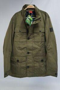 Olive Green Heren Winterjas 1' L In Tailor 2 Tom 'fieldjacket Nieuw 1963 Gr q06HxWC