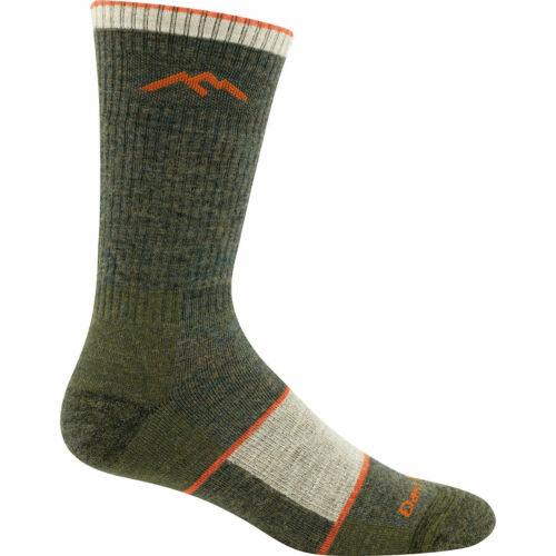 Olive-Medium Darn Tough 1405 Hiker Boot Full Cushion Socks