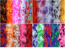 Patterns to pick up from 65 Gram Chandelle Feather Multiple Color Boas 25